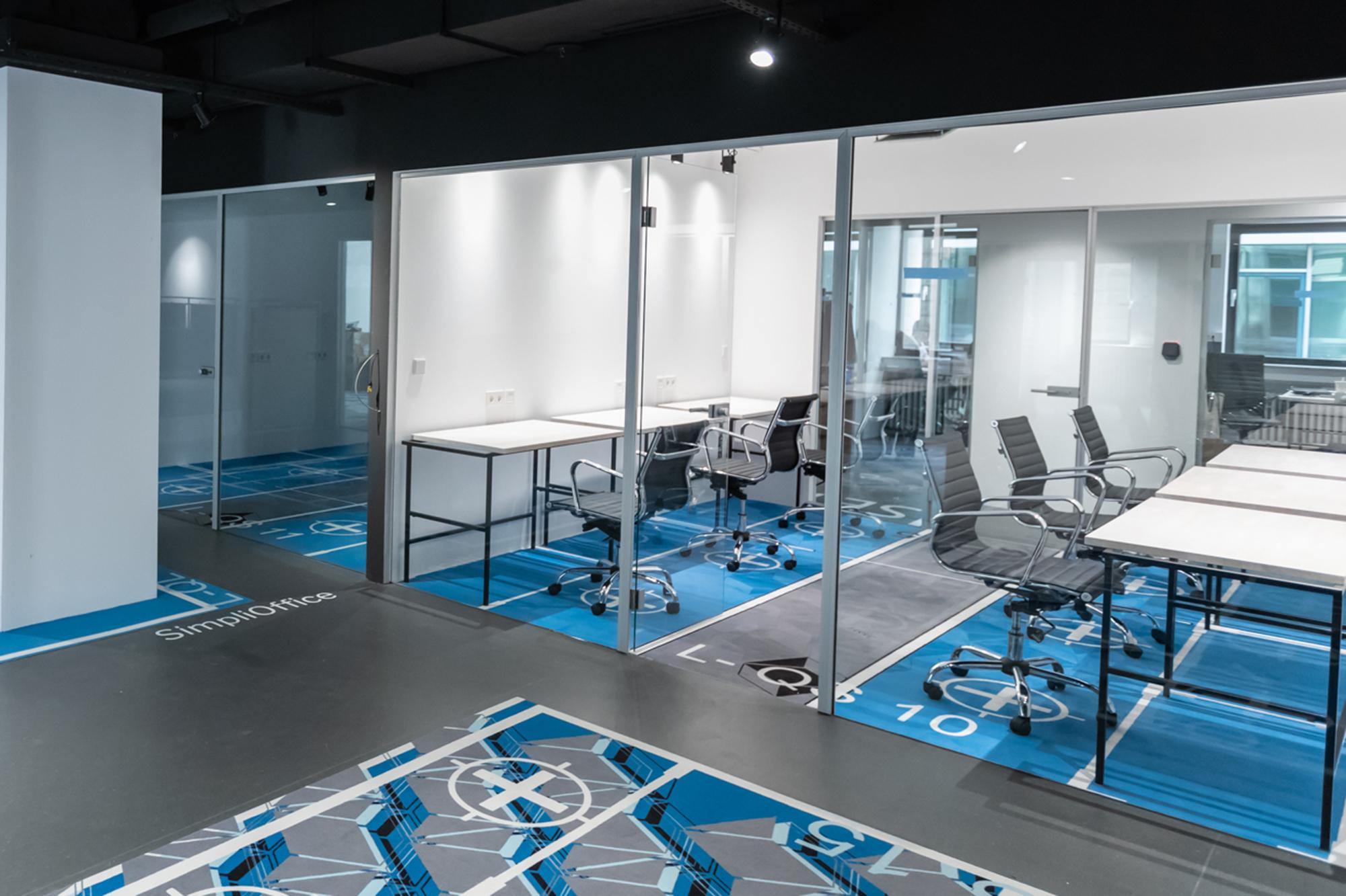 Flexible Büros in Leipzig mieten