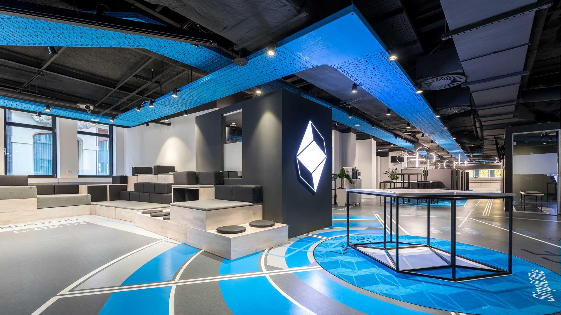 Veranstaltungsraum für Firmenevents in Leipzig