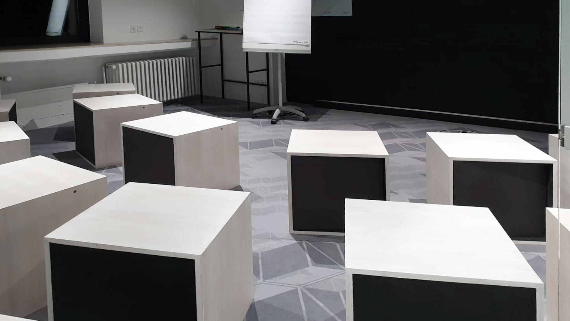 Seminarraum in Leipzig