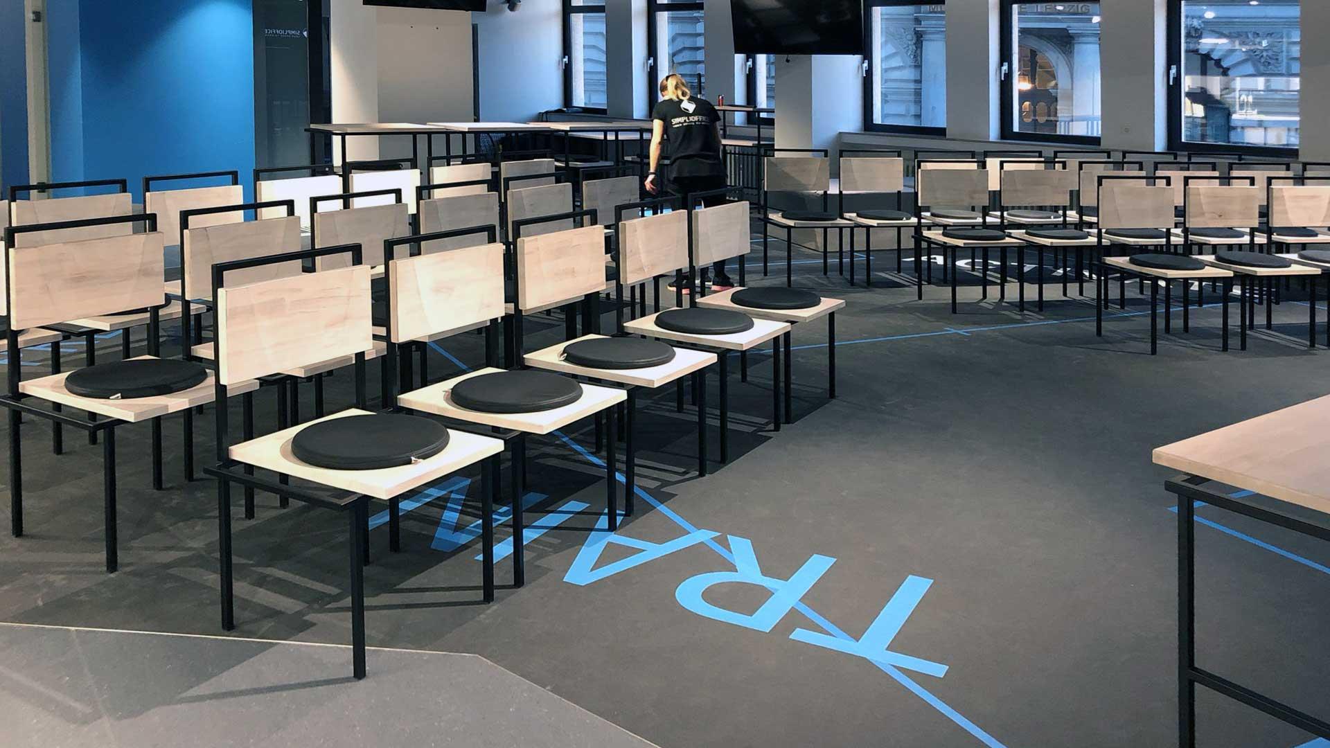 Veranstaltungsraum für Konferenzen in Leipzig