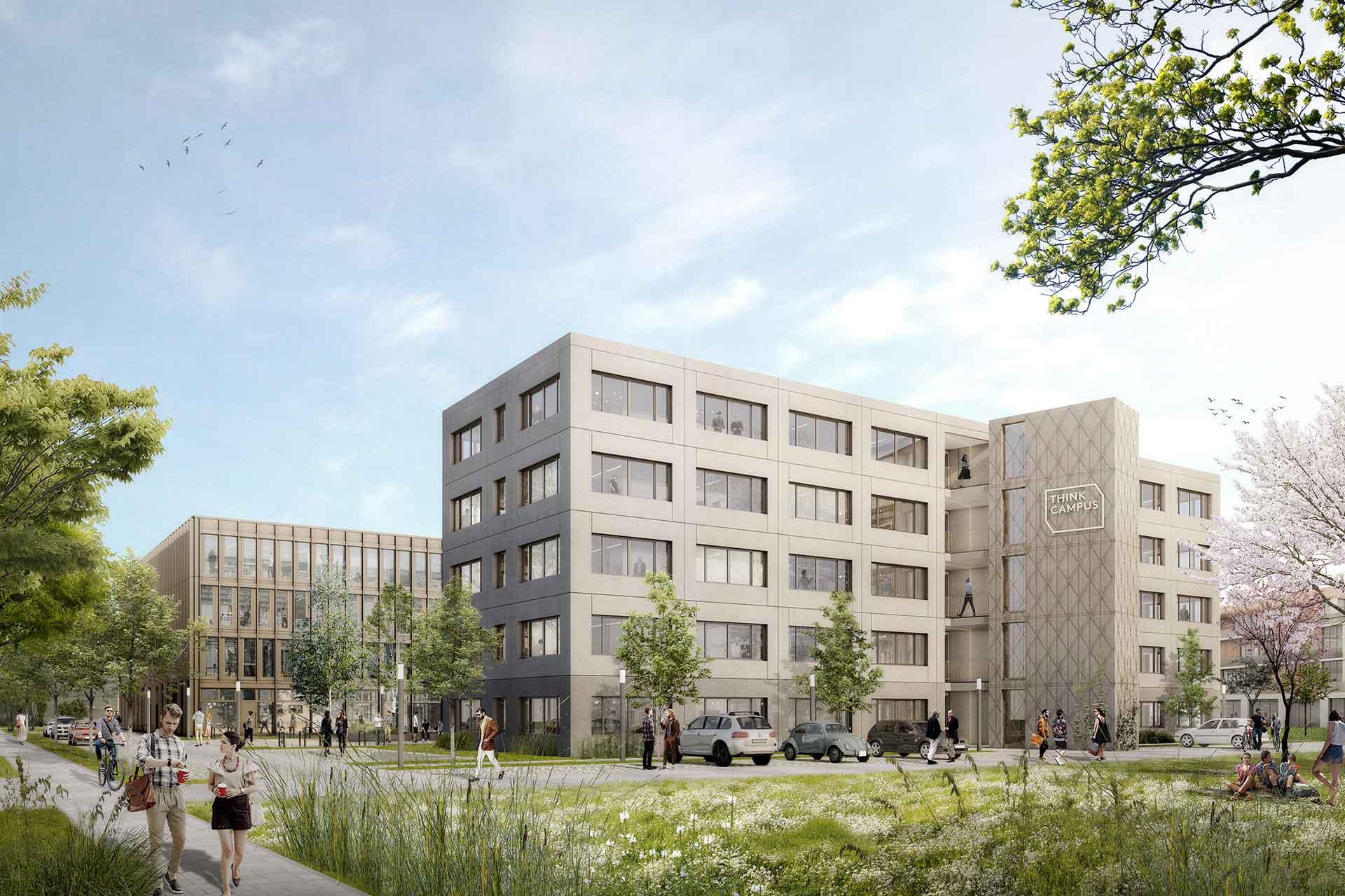 SimpliOffice Potsdam - Büros und Eventlocation am Jungfernsee